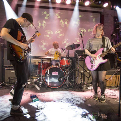 Muncie Girls, Forth Wanderers and Doe kick off SXSW with DIY x TicketWeb party