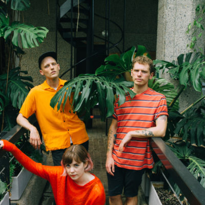 Doe talk growing up and losing fear on new album 'Grow Into It'