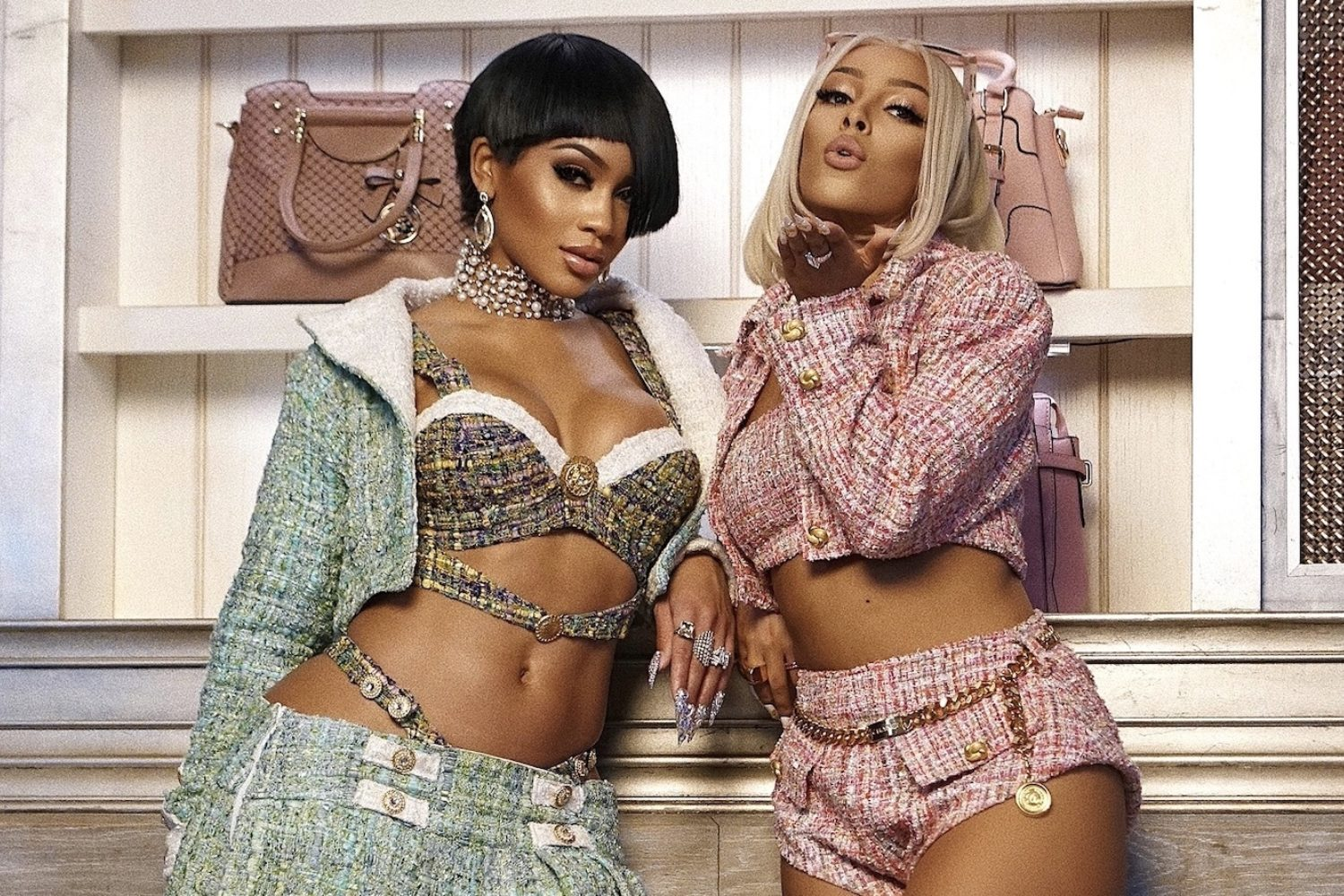 Doja Cat and Saweetie link up for new track 'Best Friend'