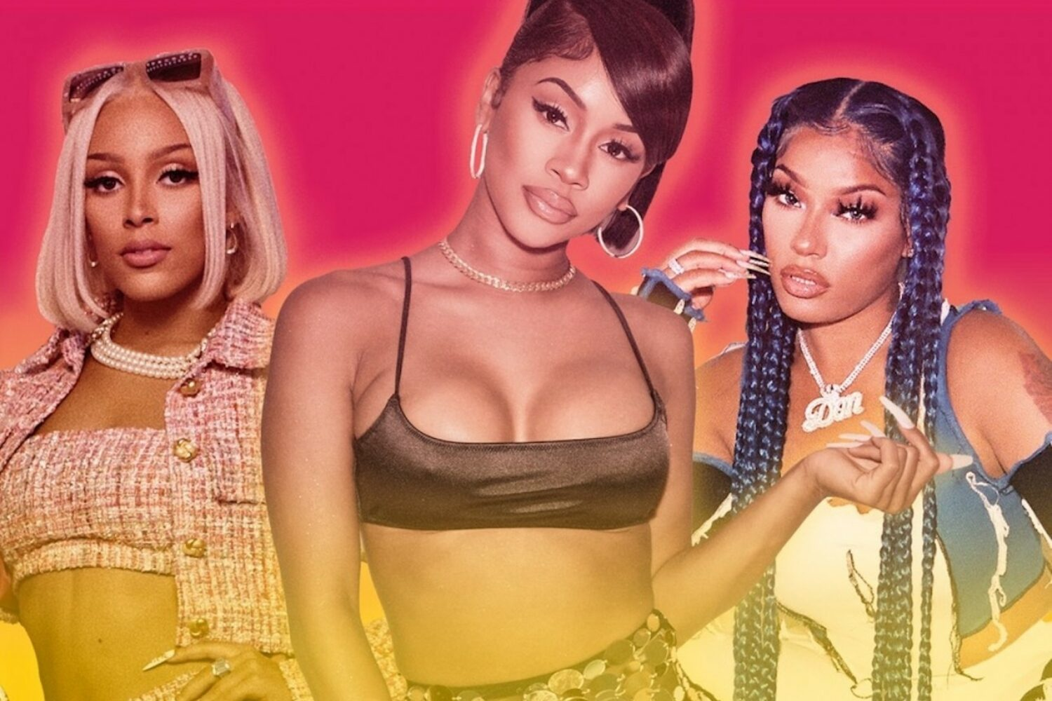 Stefflon Don hops on new remix of Saweetie and Doja Cat's 'Best Friend'