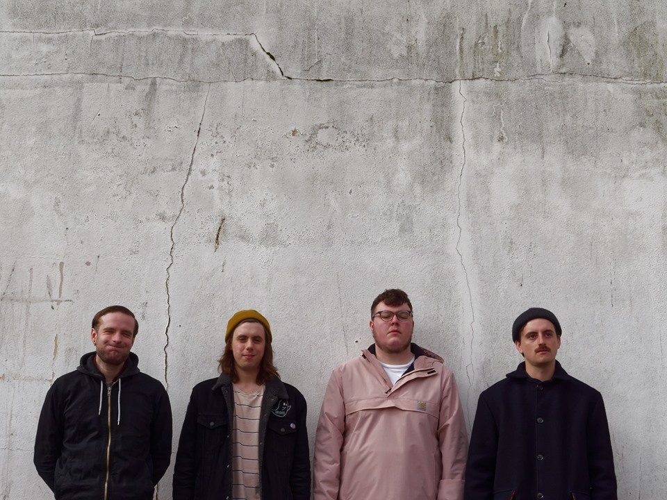 Listen to the crunchy emo/indie hybrid of Don't Worry's debut album