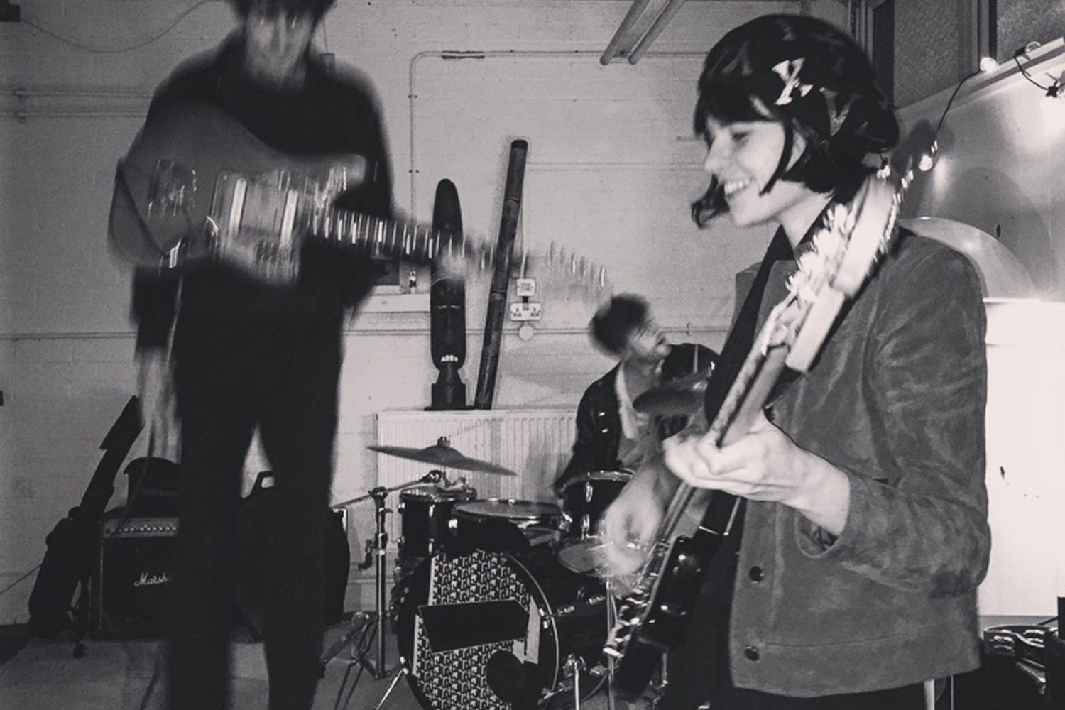 Drahla bring the menace with 'Fictional Decision'