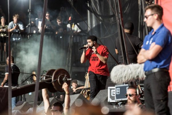 Drake announces UK and Ireland tour, including SIX nights at The O2
