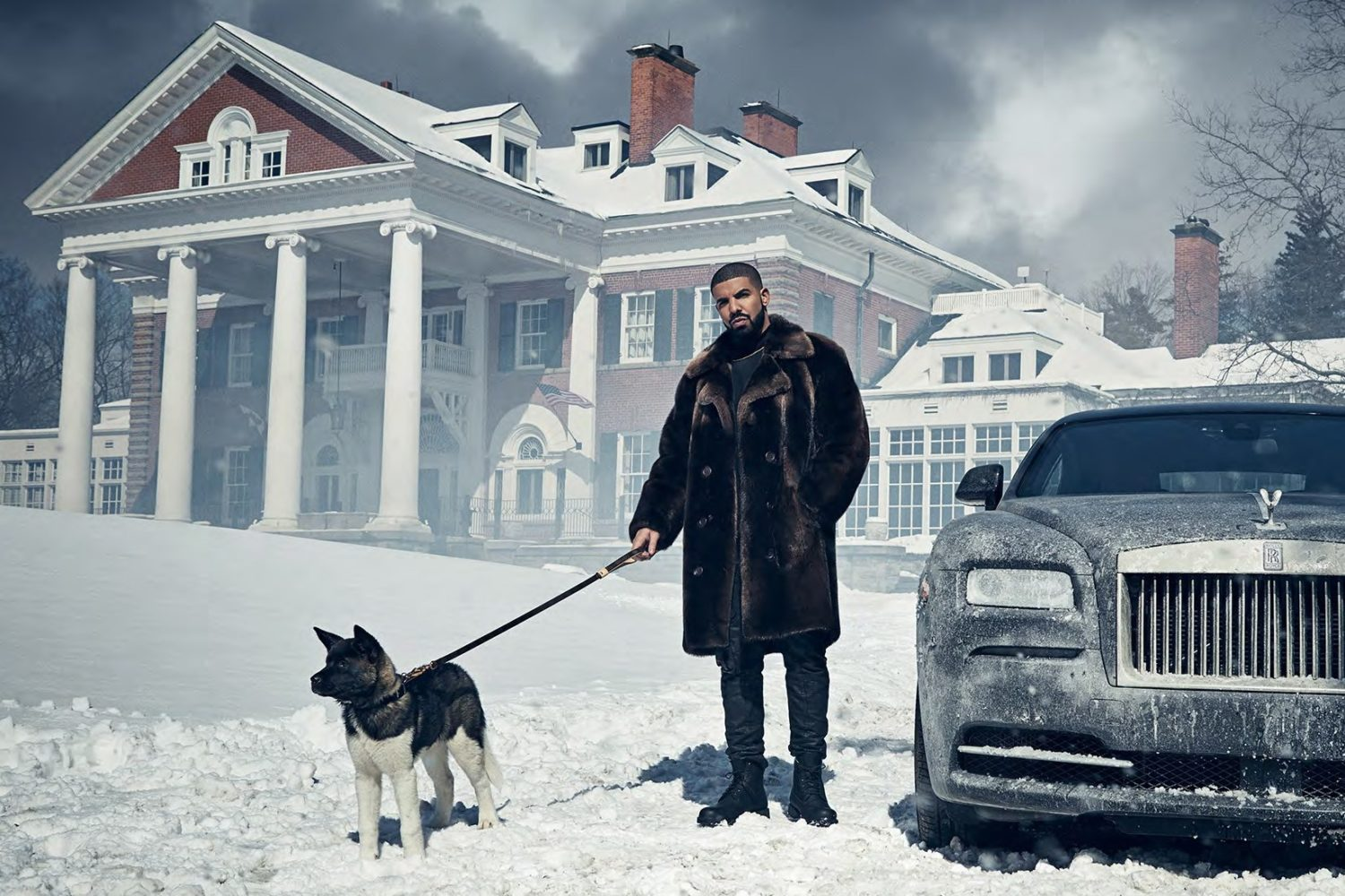 Drake's new album 'Views' is now streaming everywhere