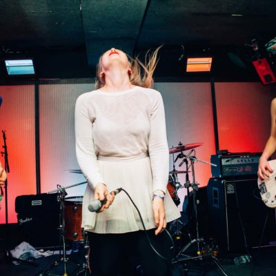 Dream Wife and Whenyoung to support The Vaccines on UK tour