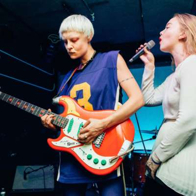 Dream Wife, Swim Deep, Viagra Boys and more for Dot To Dot Festival