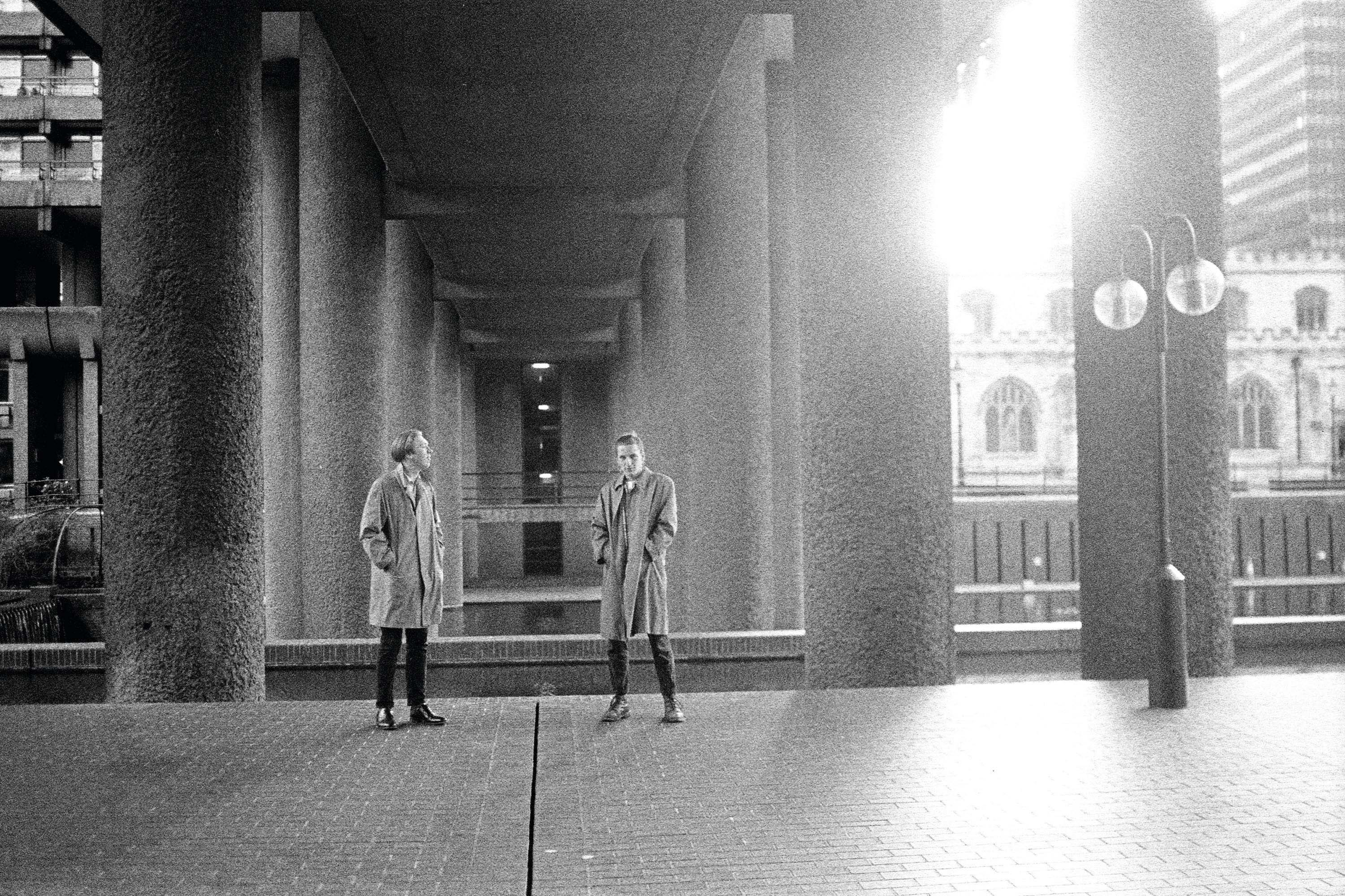 Drenge share new song 'Outside' and video for 'Before The War Begins'