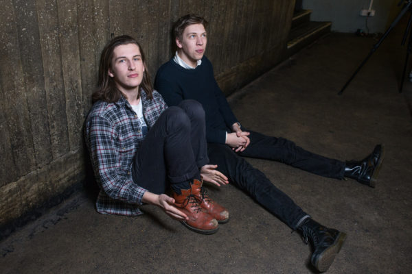 """Drenge talk jazz covers bands, """"waning self integrity"""" and Periscoping baglama players in Turkey"""