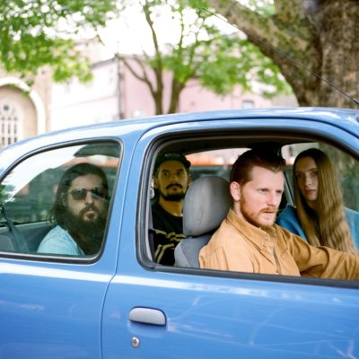 Dry Cleaning share new song 'Goodnight'
