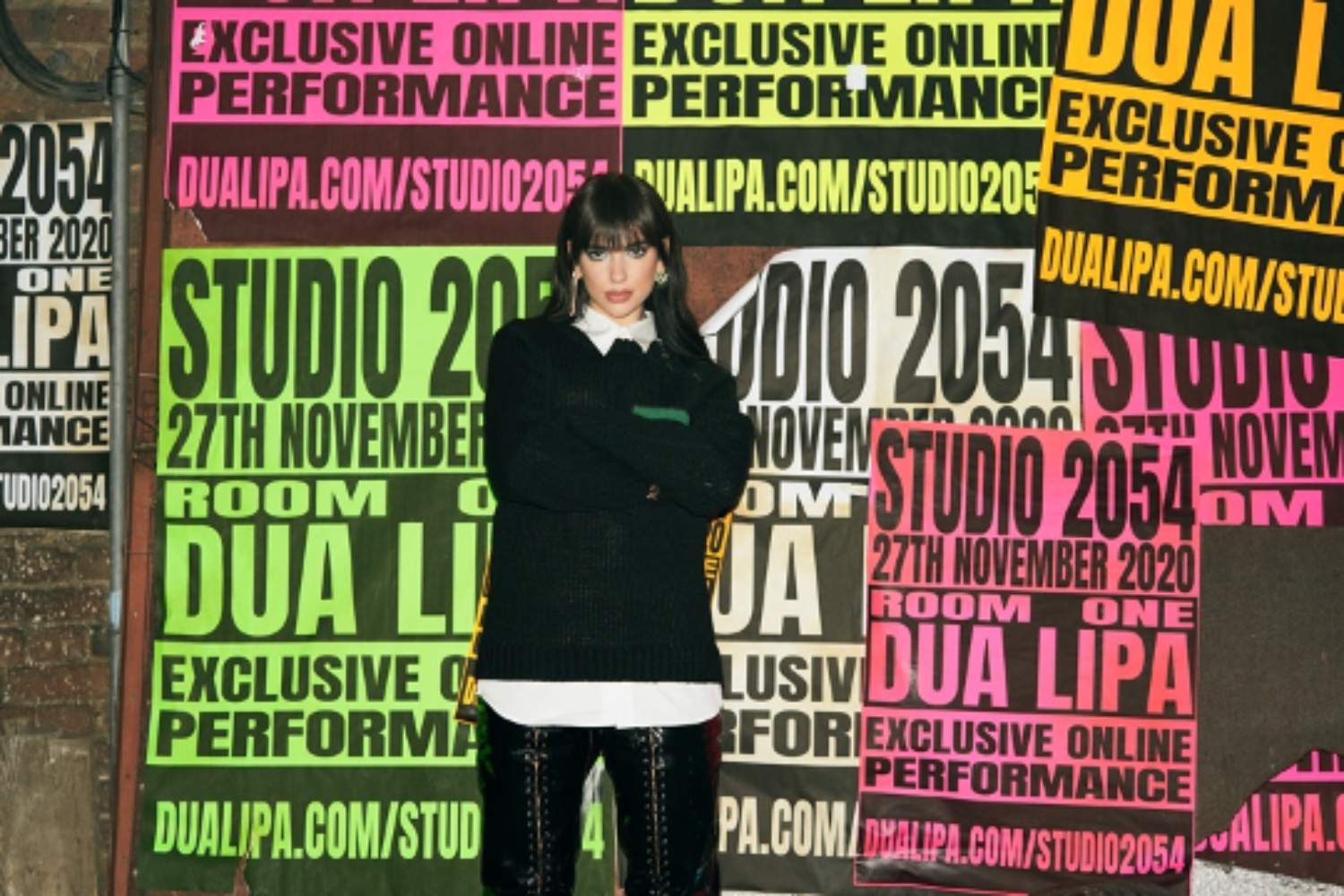 Dua Lipa presents Studio 2054