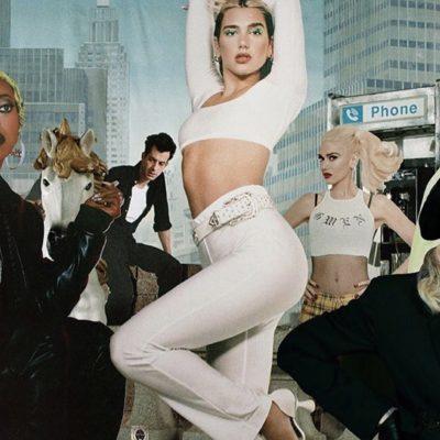 Dua Lipa and The Blessed Madonna confirm 'Club Future Nostalgia' track list