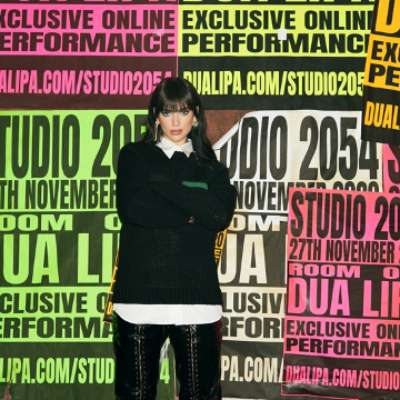 Dua Lipa presents Studio 2054