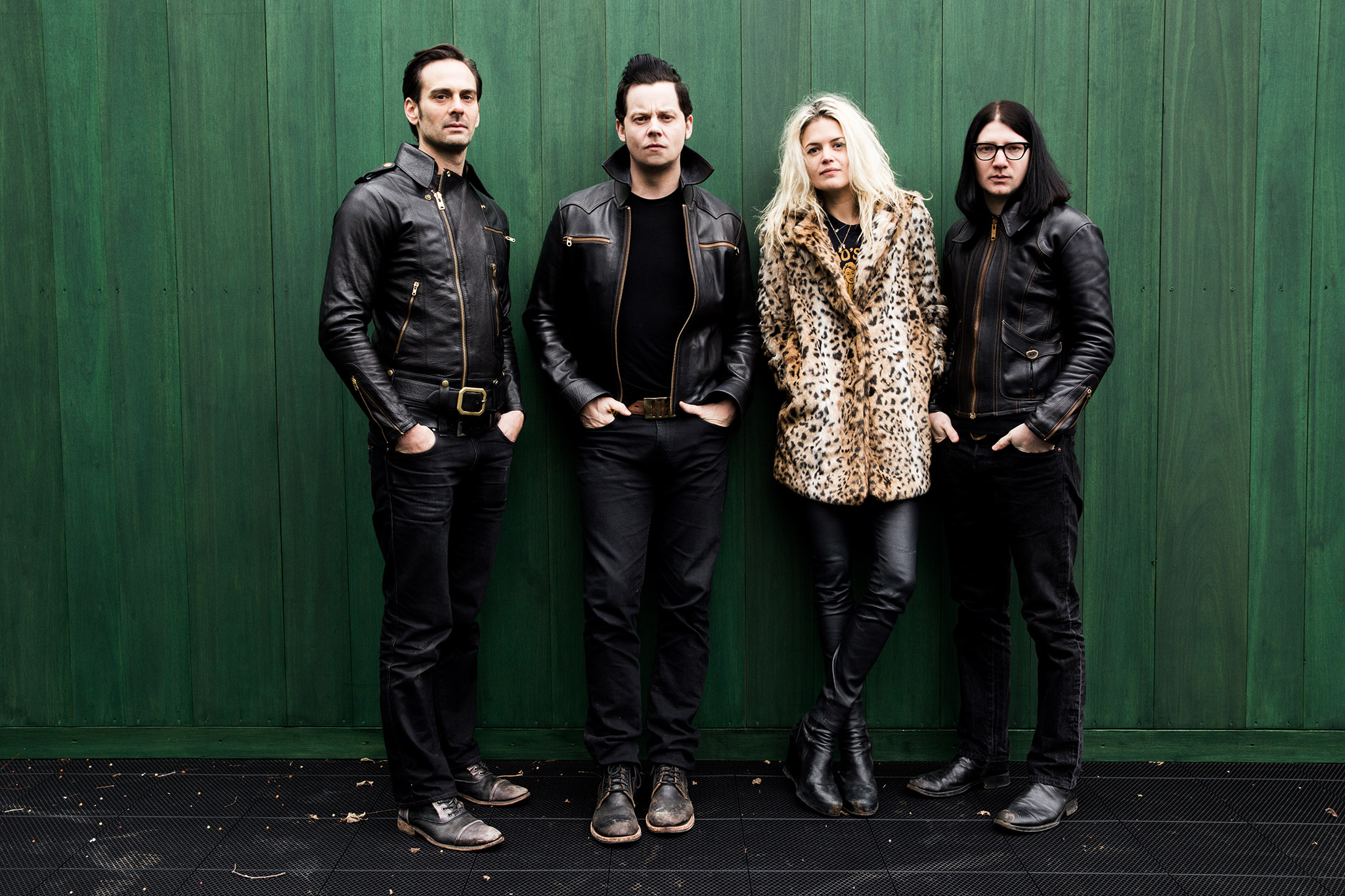 The Dead Weather 'I Feel Love (Every Million Miles)' video shared (a bit more)