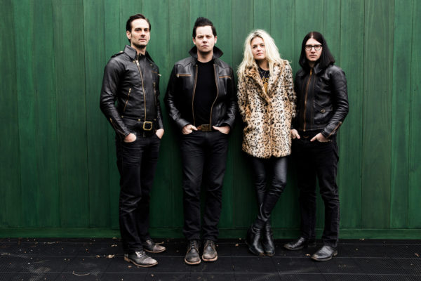 """The Dead Weather: """"It wouldn't work if you replaced one of the four of us with anybody else"""""""
