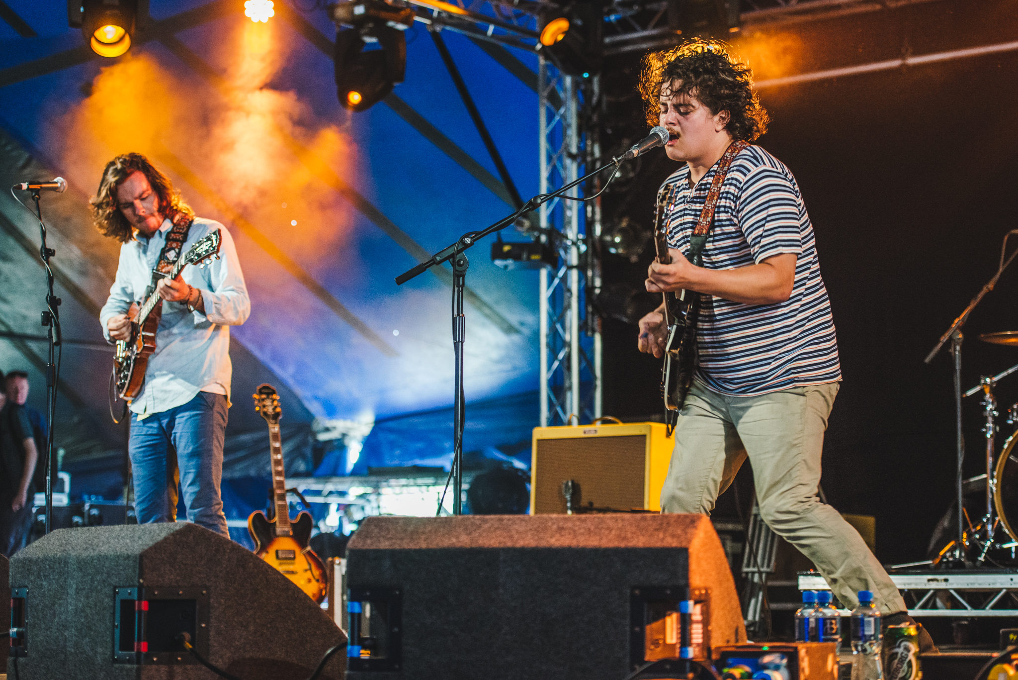 The Districts cast a spell on Latitude 2015