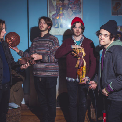 The Districts air session for BBC Radio 6 Music