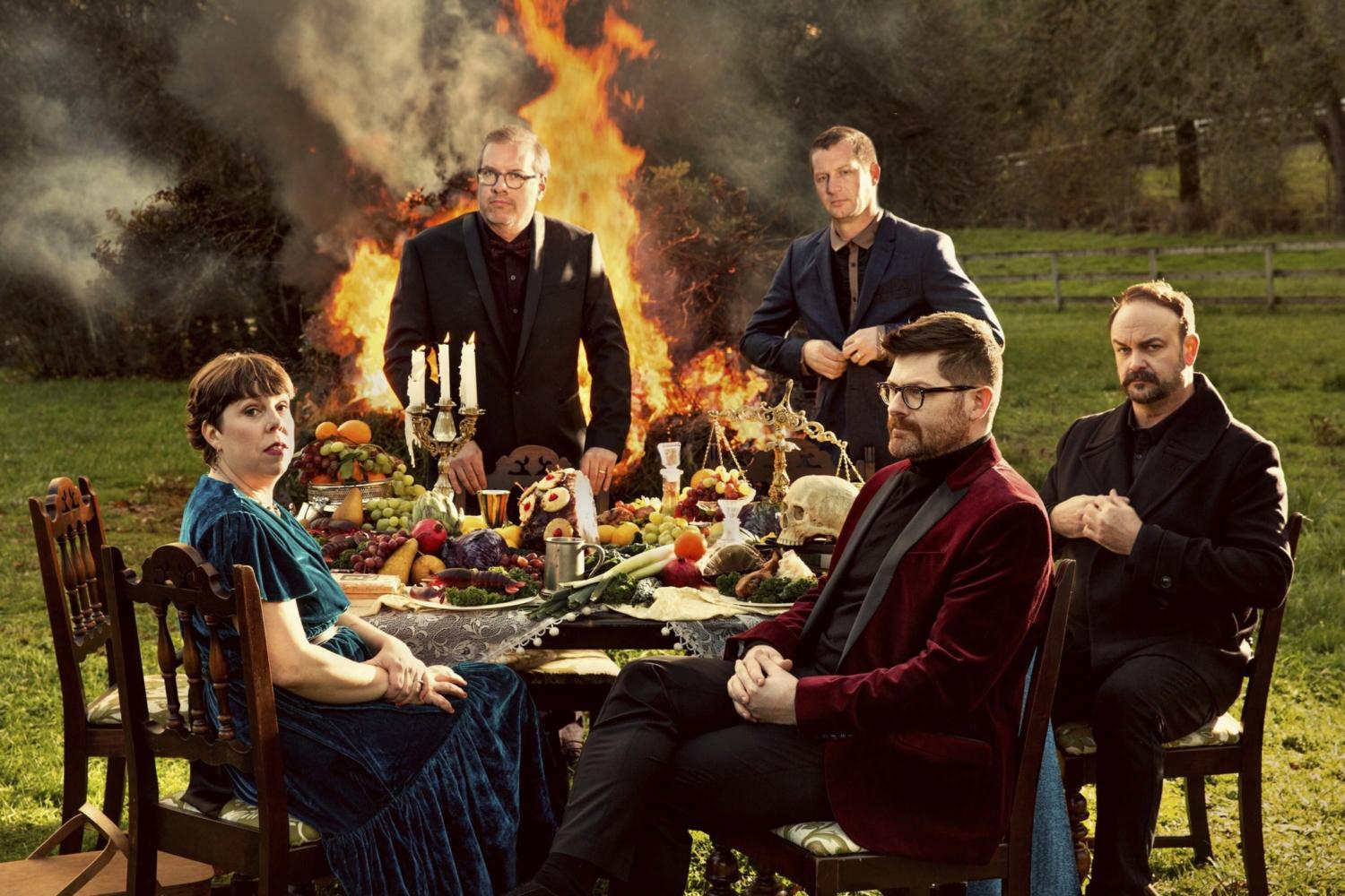 The Decemberists announce new album 'I'll Be Your Girl'