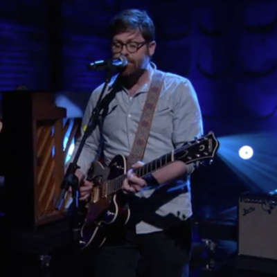 The Decemberists perform 'Make You Better' live on Conan