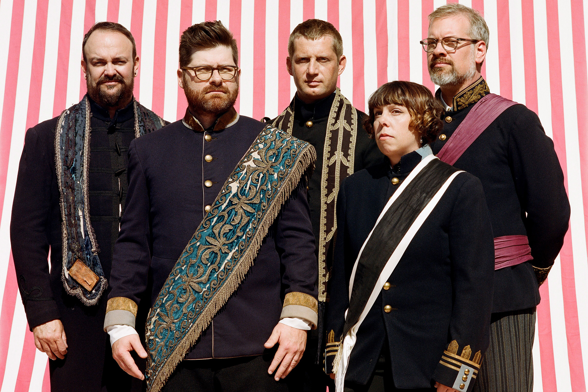 The Decemberists announce new 'Florasongs' EP, share 'Why Would I Now?' track