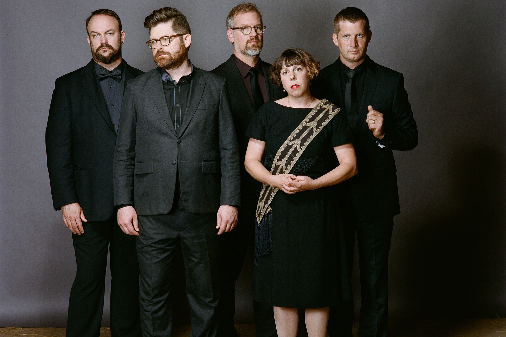 """The Decemberists: """"Time is relative"""""""