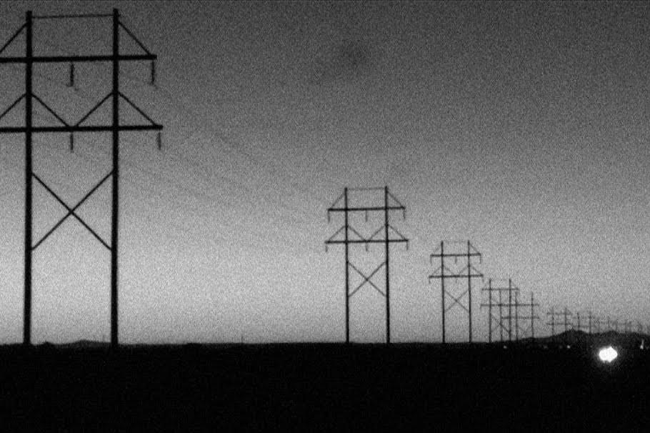 Boston trio E share black-and-white video for the creepy, brilliant 'Hole In Nature'