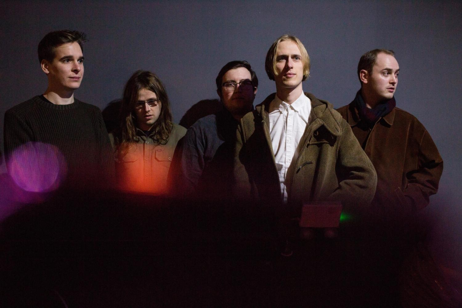 Eagulls find light in darkness in their new 'Velvet' video