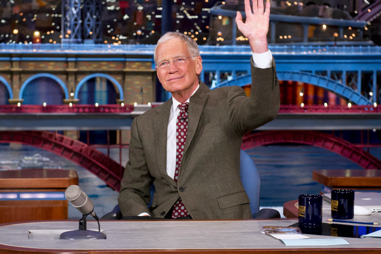 Laters, Letters: David Letterman's most iconic Late Show performances