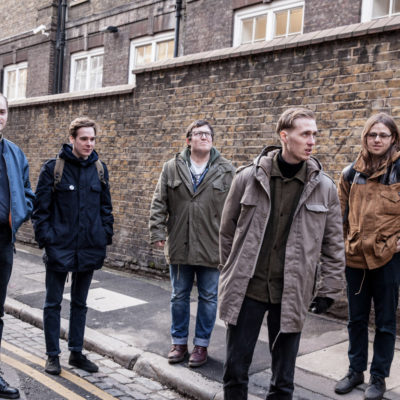 """Eagulls talk album two and """"exploring our consciousness"""""""