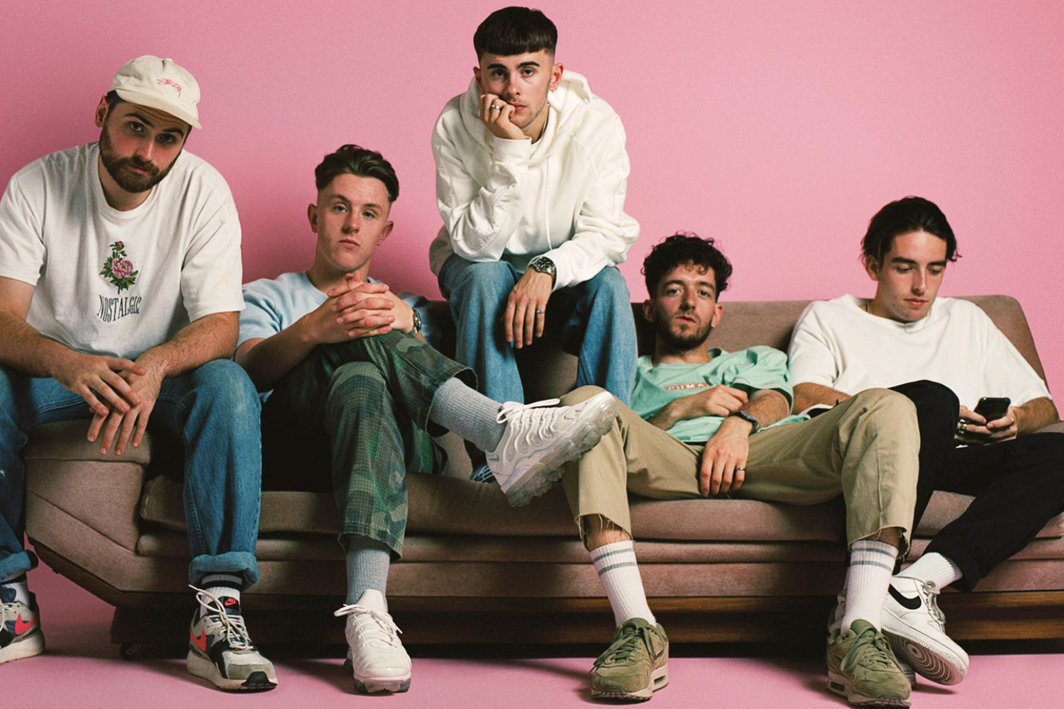 Easy Life share two new tracks 'Temporary Love Pt. 1 & 2'