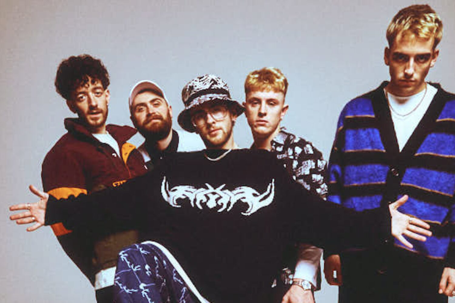 Easy Life announce new two-track single 'who gives a f**k?'