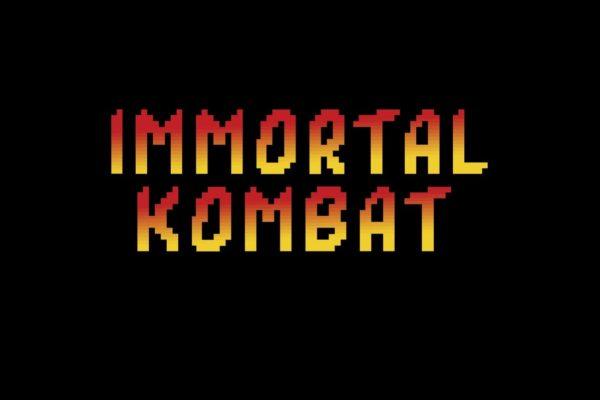 Eat Fast - Immortal Kombat