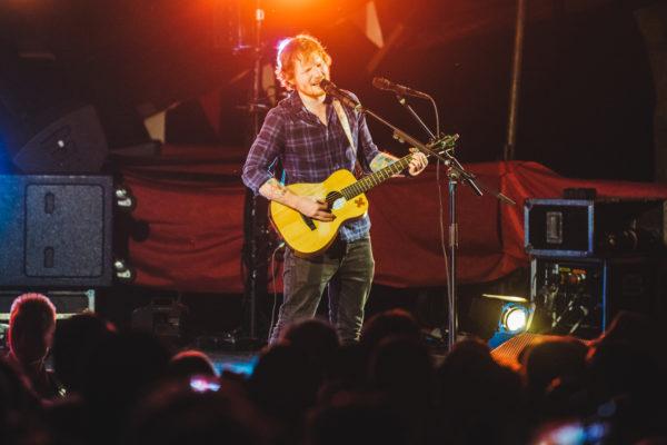 Ed Sheeran is the final headliner for Glastonbury 2017