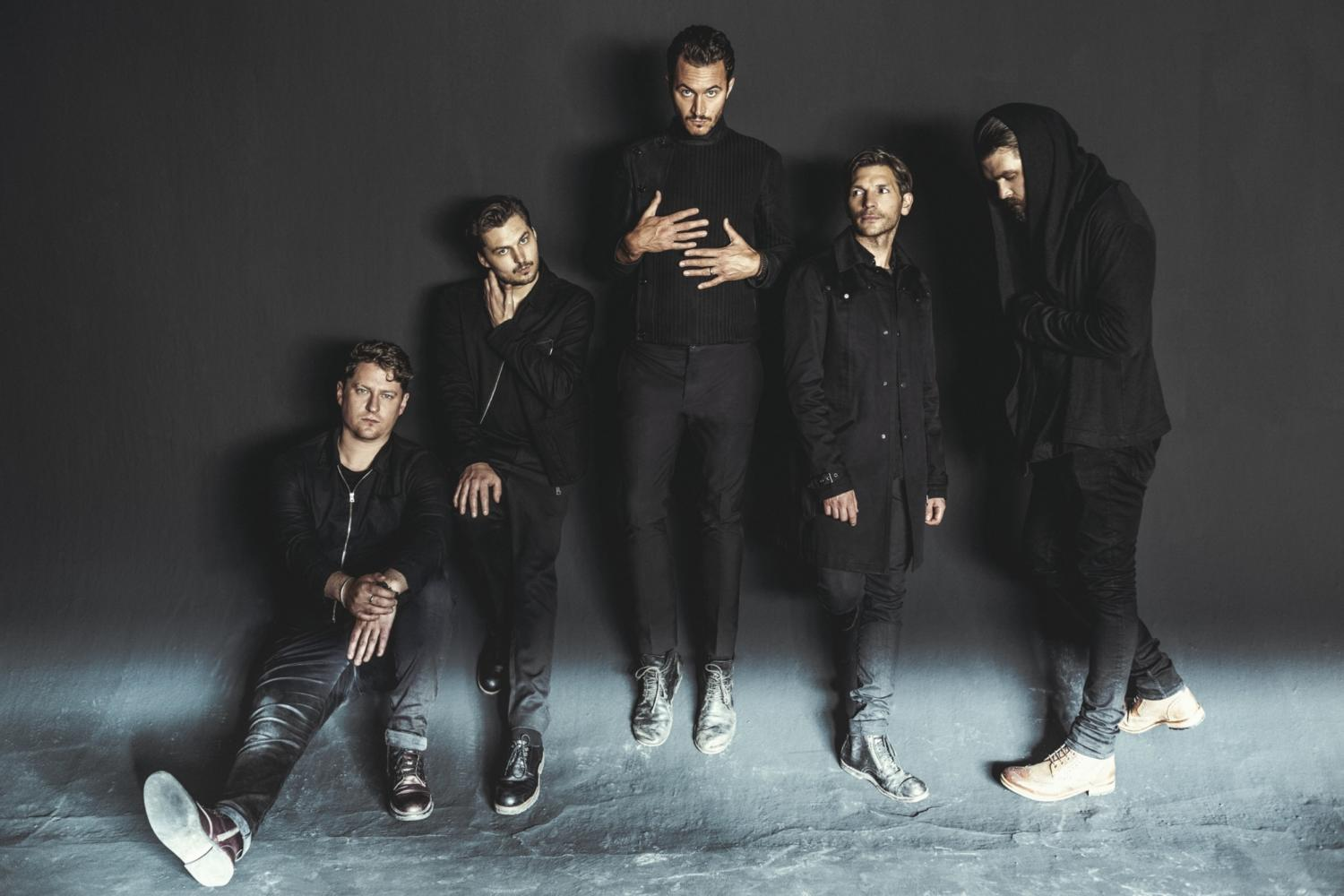 "Editors unveil new single 'Frankenstein', a ""cartoon song for the freaks"""