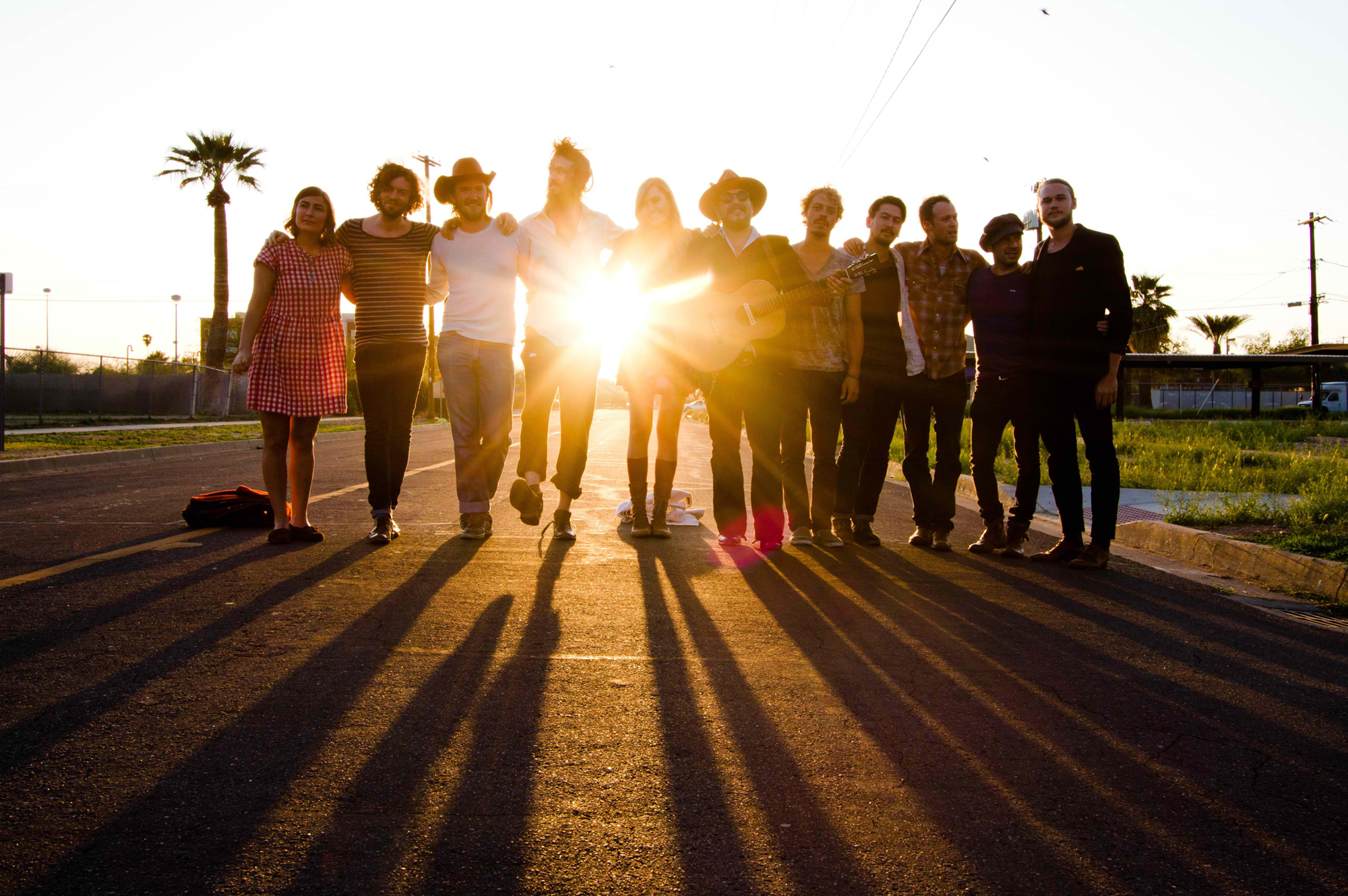 Edward Sharpe and the Magnetic Zeros part ways with vocalist Jade Castrinos