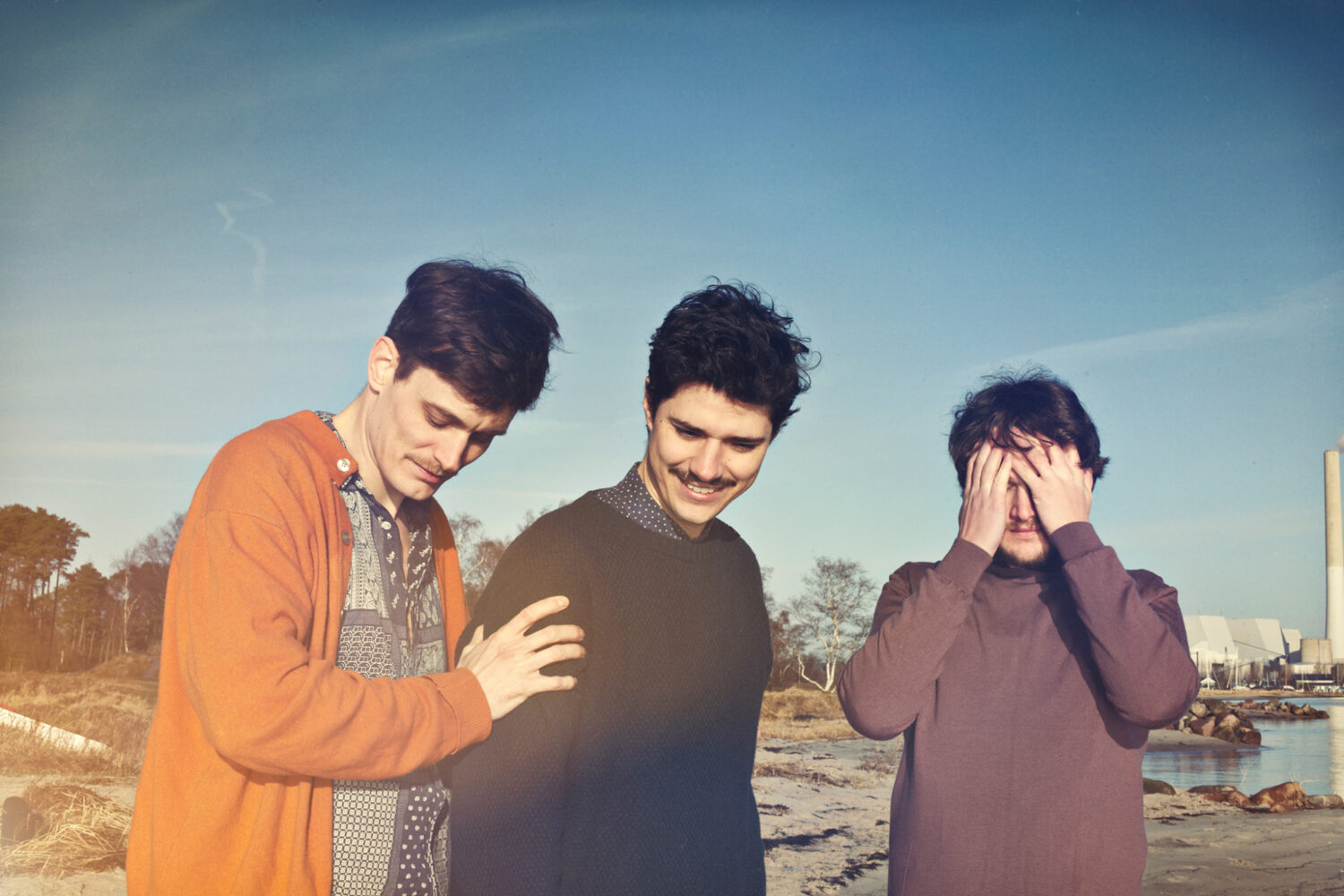 Efterklang launch online radio station, The Lake