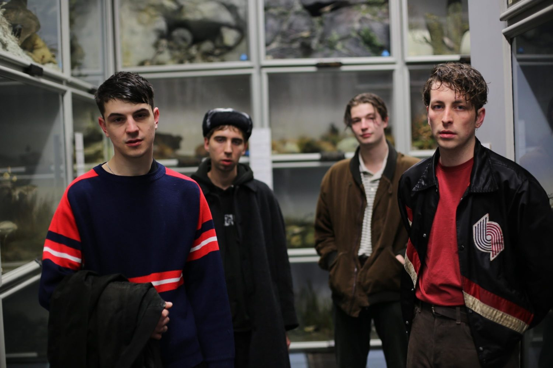 Egyptian Blue share new track 'Never'