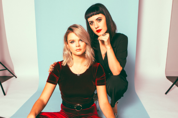 Disco duo Ekkah return with 'Just A Thing'