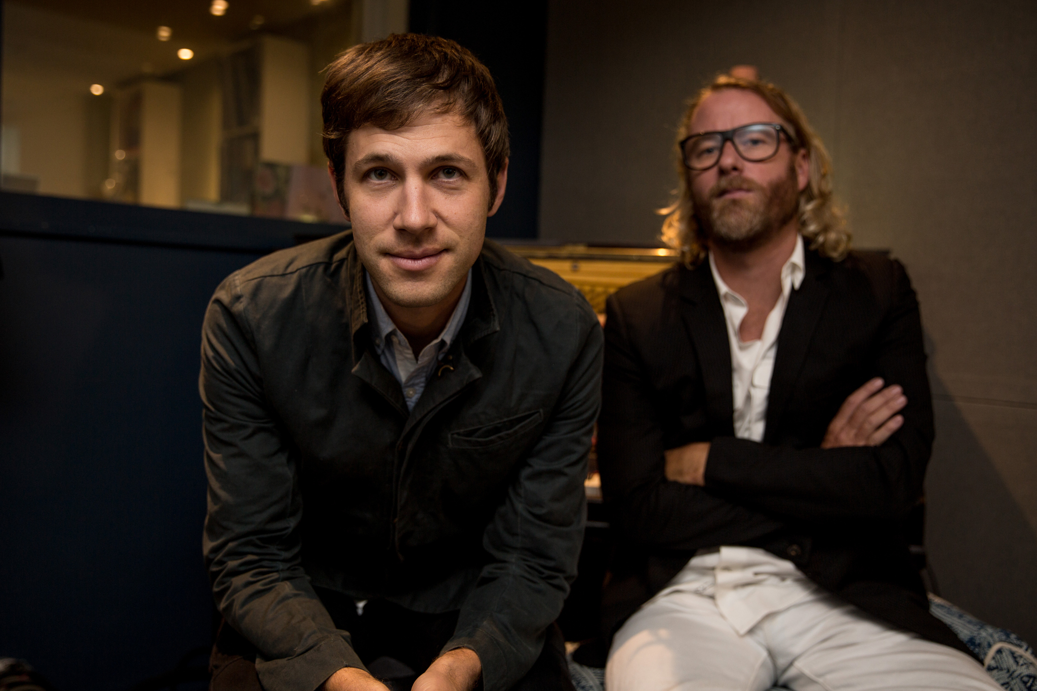 "El Vy: ""It's an album of guilty pleasures without the guilt"""