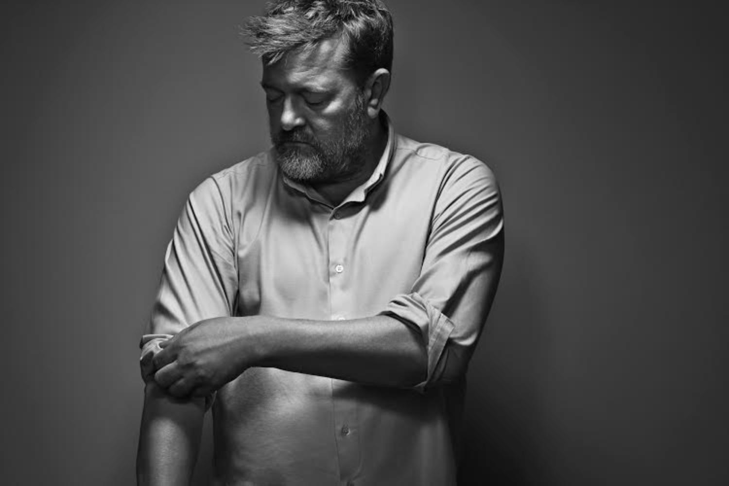 Elbow's Guy Garvey confirms solo album, 'Courting the Squall'