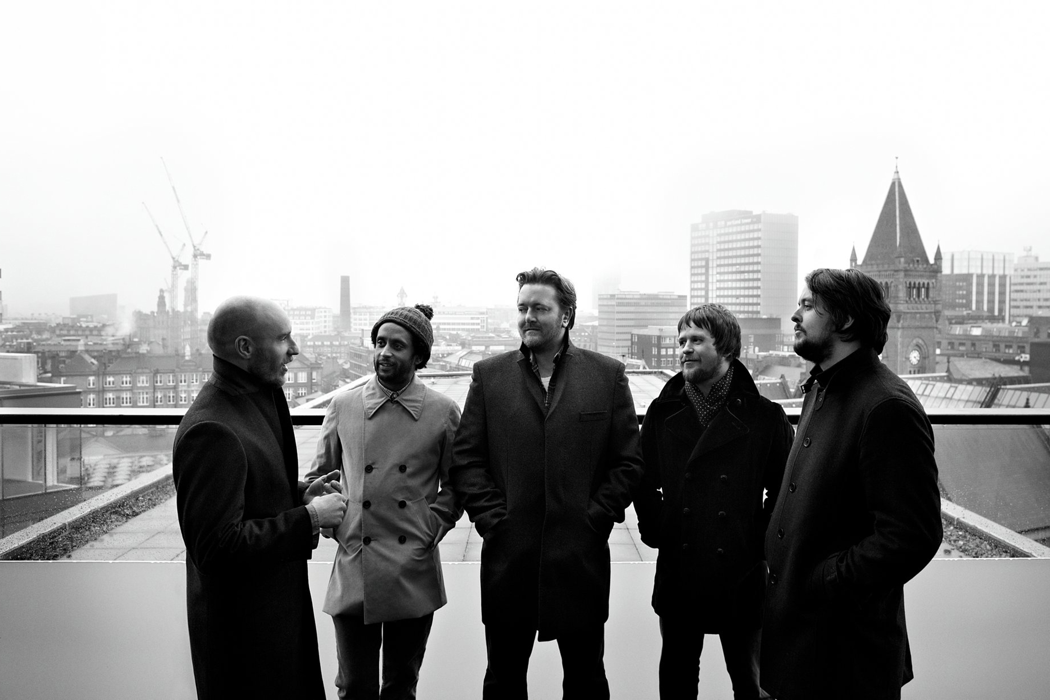 Elbow share new song 'What Time Do You Call This'