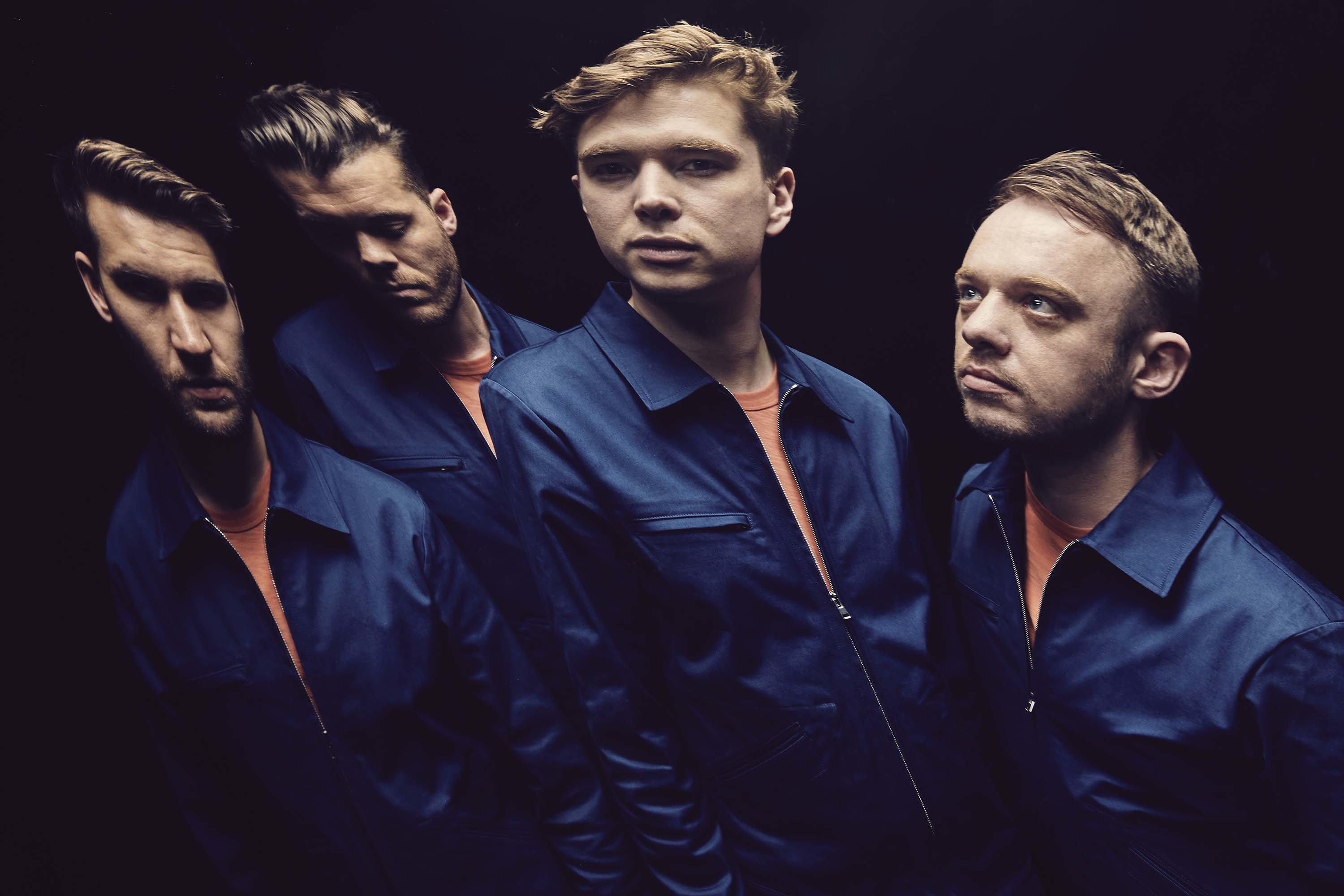 "Everything Everything discuss 'A Fever Dream': ""It was more about  collective shock"" 