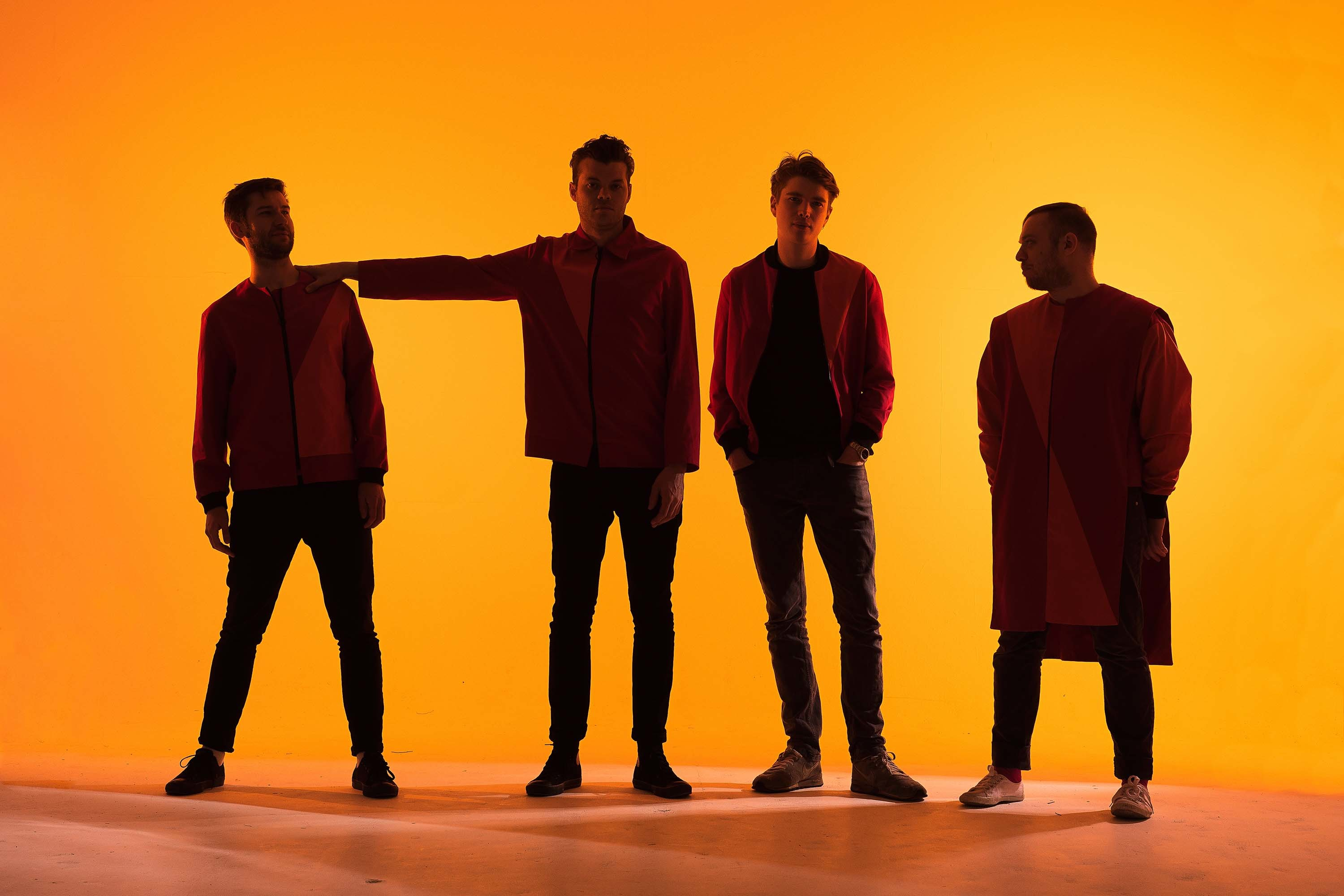 "Everything Everything: ""I feel like we've finally found our feet on this record"""