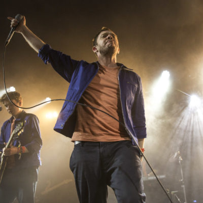 """Everything Everything talk festival season: """"We want to win people over"""""""