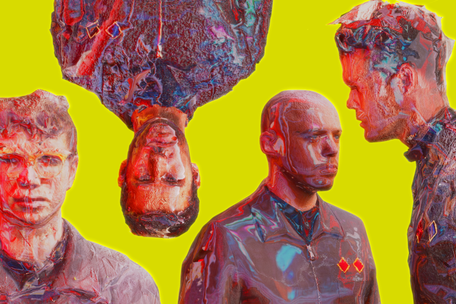 Everything Everything share new track 'Supernormal'