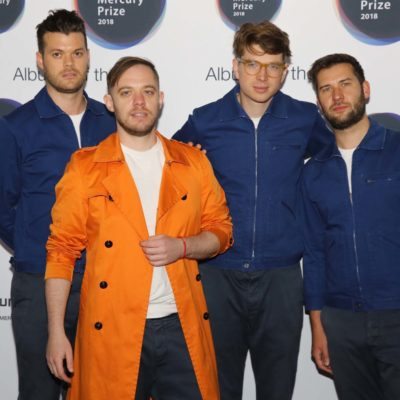 """Everything Everything gear up for the 2018 Hyundai Mercury Prize: """"We wanted to make a bit of a statement tonight"""""""
