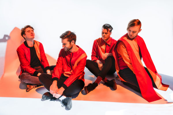 """Everything Everything: """"I feel like we've finally found our feet on this record"""""""