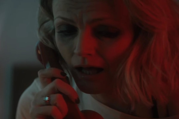 Maxine Peake guests in Ex:Re's video for 'The Dazzler'