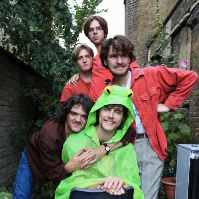 Indie music's bizarrest new bunch: FEET