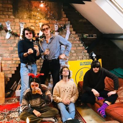 FEET unveil new track 'Vegetarian Christmas'
