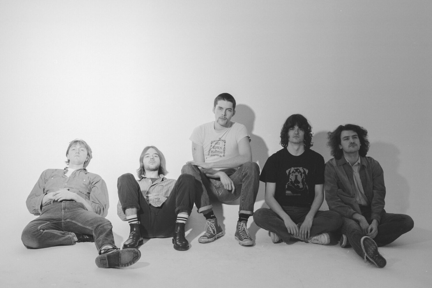 FEET announce new EP 'Walking Machine'